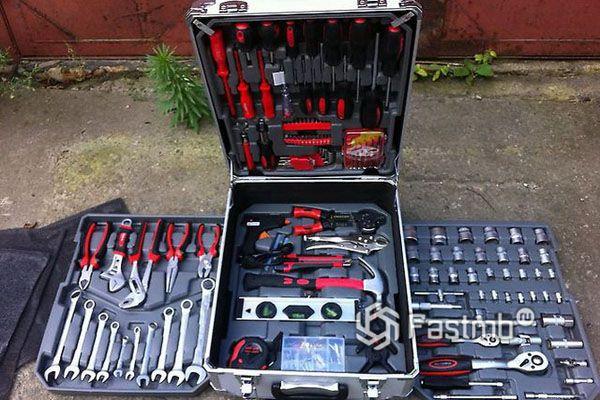 Роскошный набор инструментов