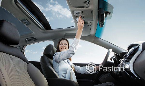 Как сделать панорамную крышу на автомобиль