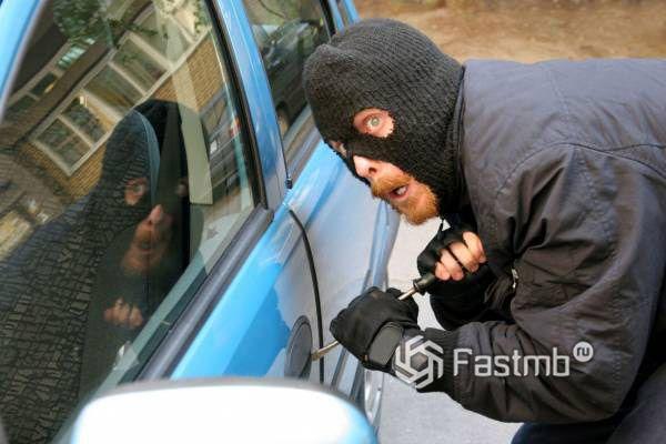 Самые угоняемые авто в Украине