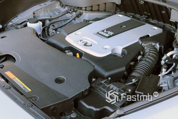 Бензиновый двигатель Infiniti QX70