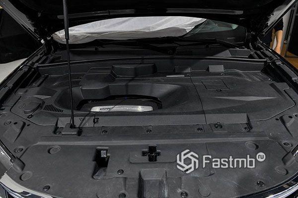 Бензиновый двигатель от BMW