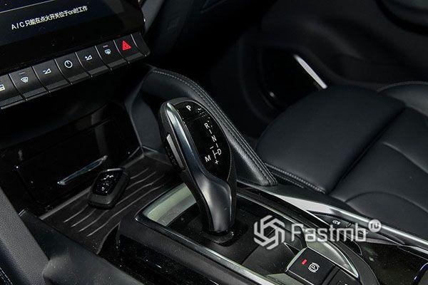 Рычаг трансмиссии в стиле BMW X5