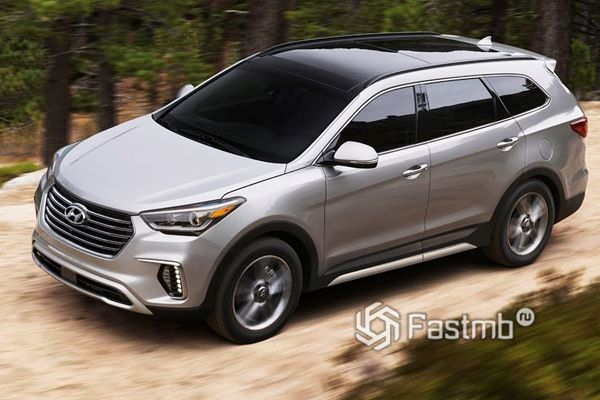 Hyundai Santa Fe XL