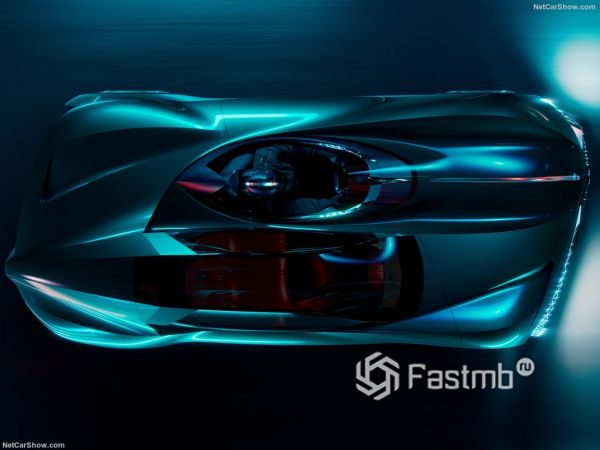 Технические характеристики DS X E-Tense Concept 2018
