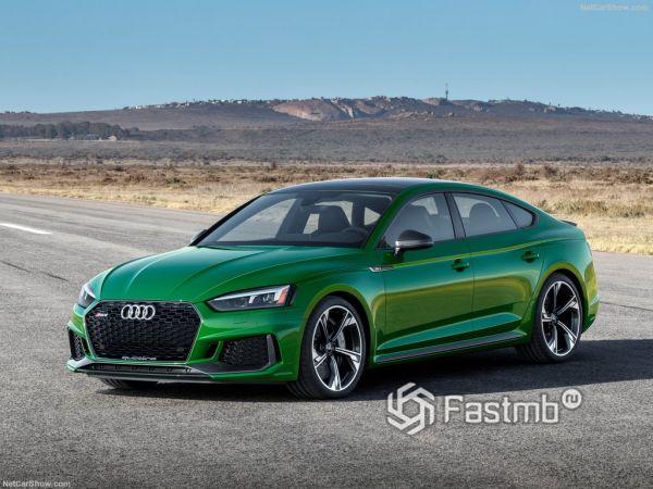 Audi RS5 Sportback 2019: практичная премиум «зажигалка»