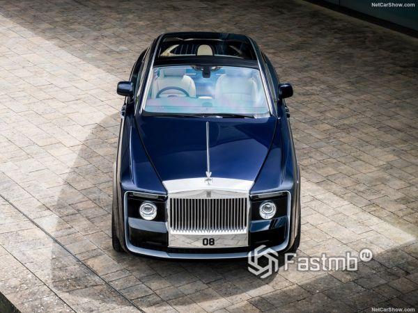 Rolls-Royce Sweptail 2017-2018: бескомпромиссный эксклюзив