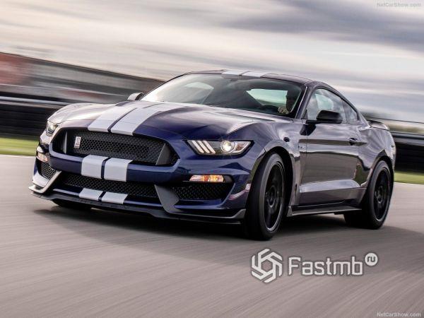 Ford Mustang Shelby GT350 2019: «горячая» версия маслкара