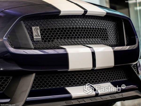 Системы безопасности нового Mustang Shelby GT350