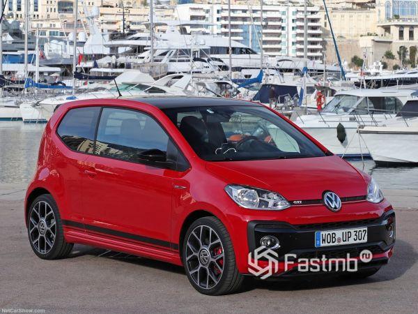 Volkswagen Up GTI 2018: «горячий» городской компакт
