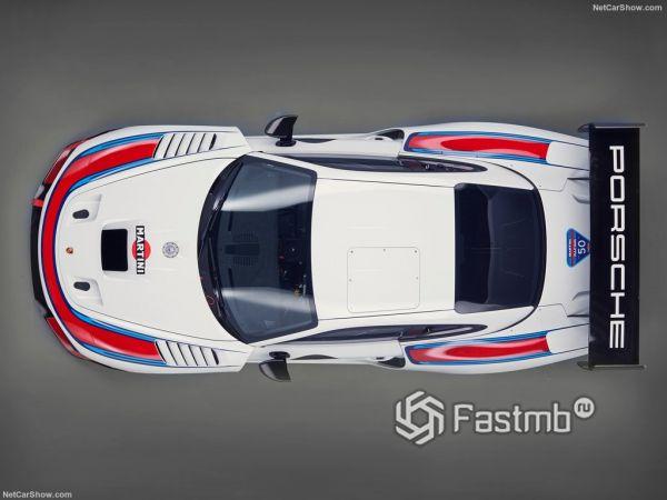 Безопасность нового Porsche 935