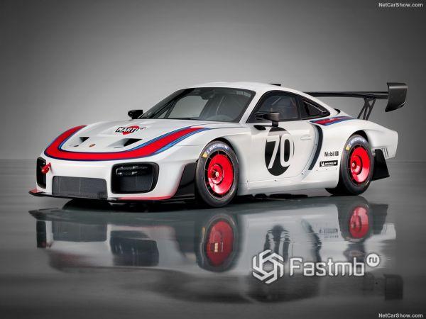 Porsche 935 2019: возрождение легендарного «Моби Дик»