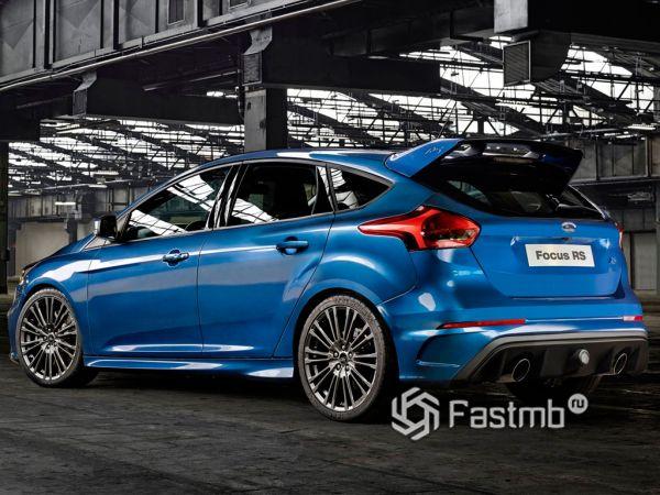 Fоrd Focus RS