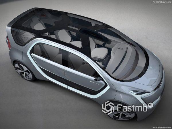 Безопасность и технологии нового Chrysler Portal Concept
