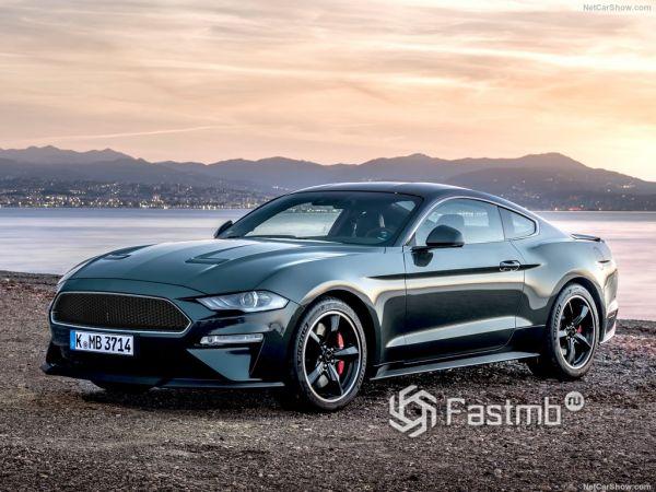 Ford Mustang Bullitt 2019: перерождение легенды 60-х