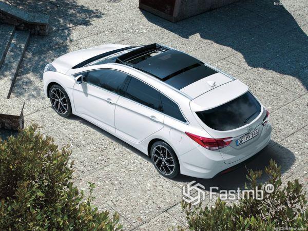 Системы безопасности нового Hyundai i40 Wagon