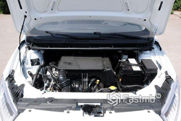 Бензиновый двигатель Brilliance H230