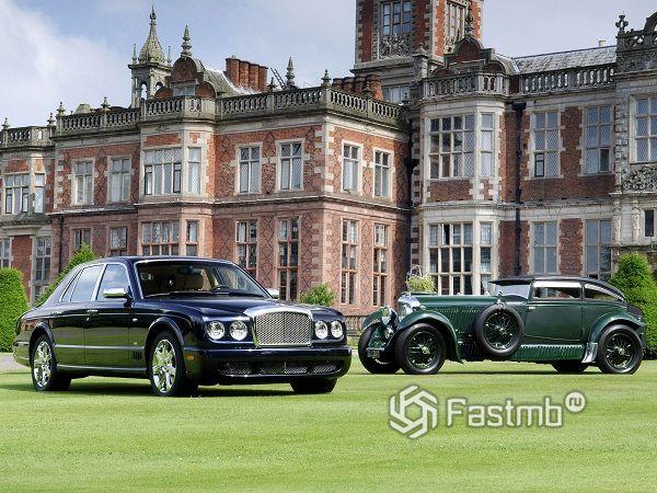 Самые роскошные английские автомобили: ТОП-7