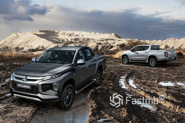 Новая генерация Mitsubishi L200 2019