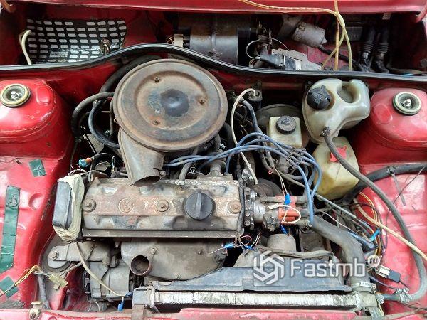 двигатели HZ