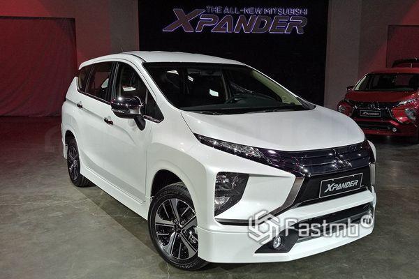 Стильный Mitsubishi Xpander 2019