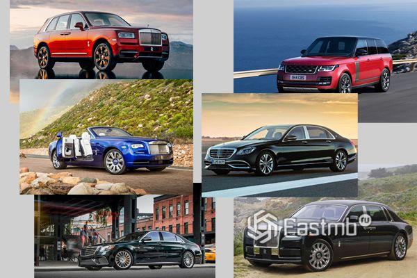 Рейтинг премиальный автомобилей