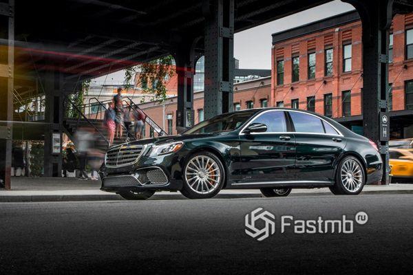 Mercedes-AMG S65 L 2018