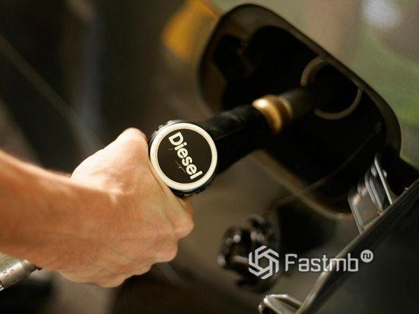 Дизельное топливо гораздо лучше бензина