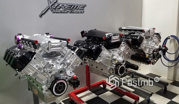 Разновидности моторов Hemi
