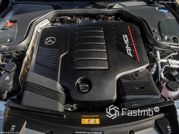 Технические характеристики Mercedes-Benz CLS53 AMG 2019