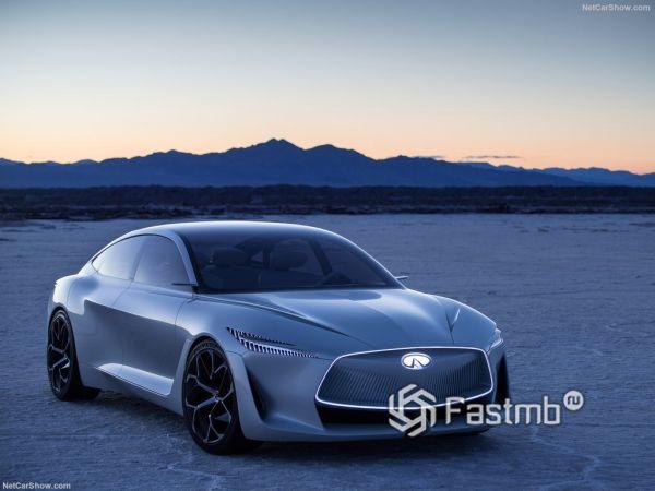 Технические характеристики Infiniti Q Inspiration Concept 2019