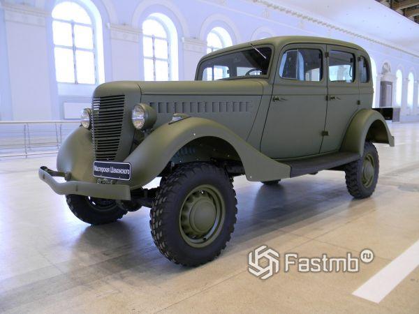 Отечественный ГАЗ