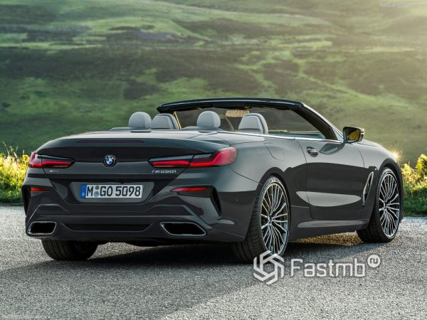 Безопасность нового BMW 8-Series Convertible