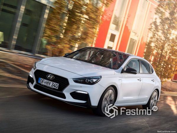 Hyundai i30 Fastback N Line 2019: корейская «псевдозажигалка»