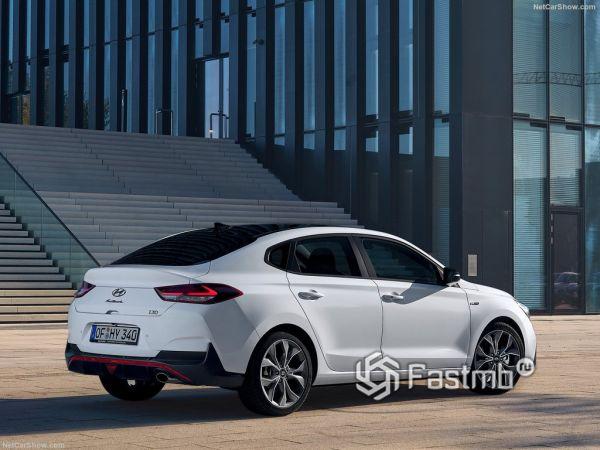 Технические характеристики Hyundai i30 Fastback N Line 2019