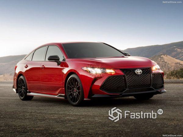 Toyota Avalon TRD 2020: спецверсия флагманского седана