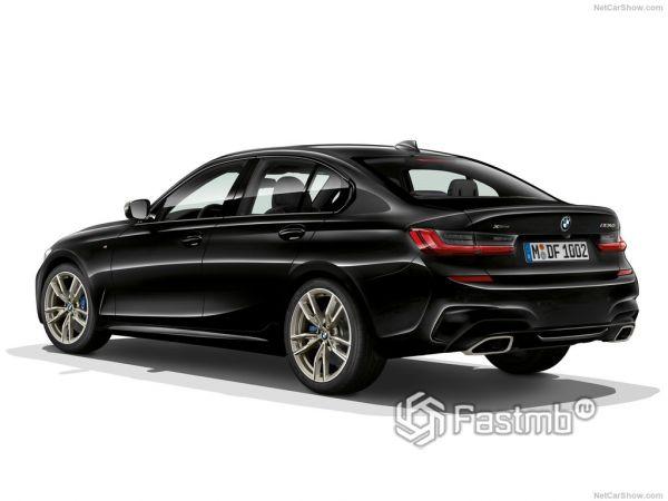 Внешний облик BMW M340i xDrive