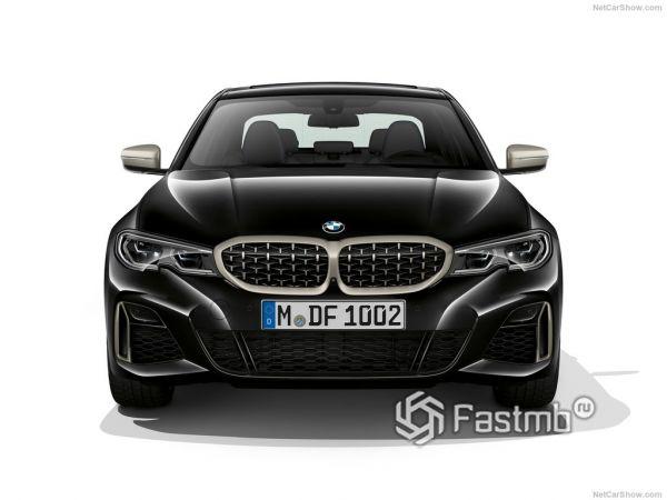 Системы безопасности нового BMW M340i xDrive Sedan