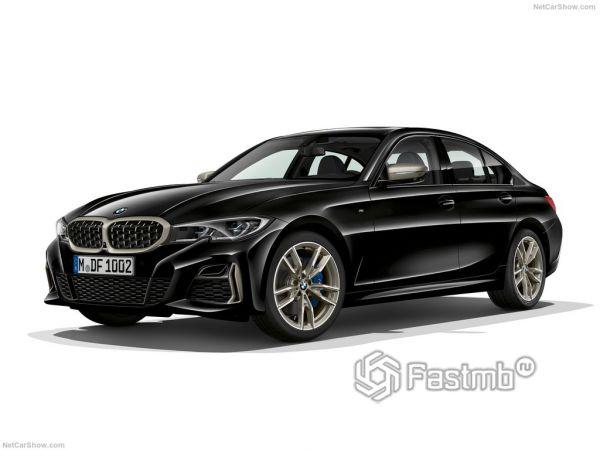 BMW M340i xDrive Sedan 2020: самый мощный «баварец» 3 серии