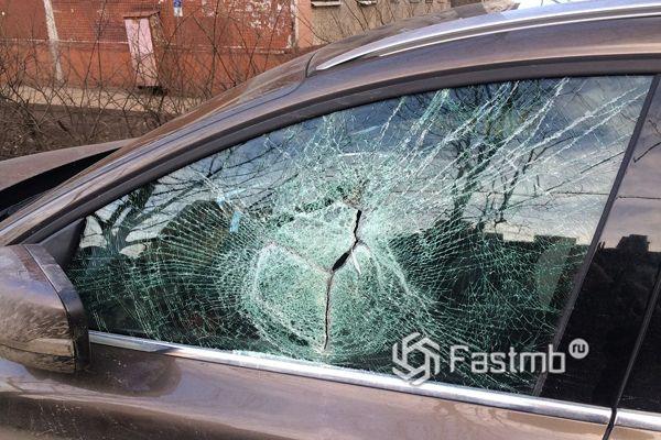 Характеристики стекол автомобиля
