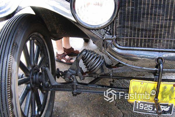 Подвеска Ford Model T