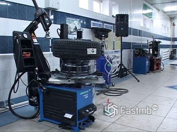 Как выбрать оборудование для шиномонтажа