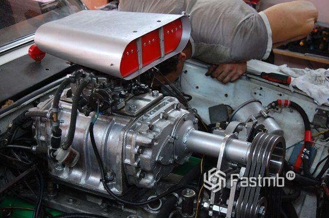 Особенности работы на бензиновых двигателях