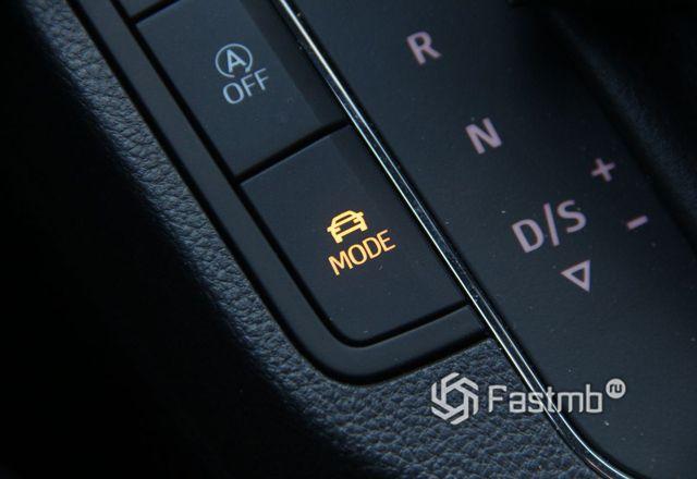VDIM - система управления динамикой автомобиля