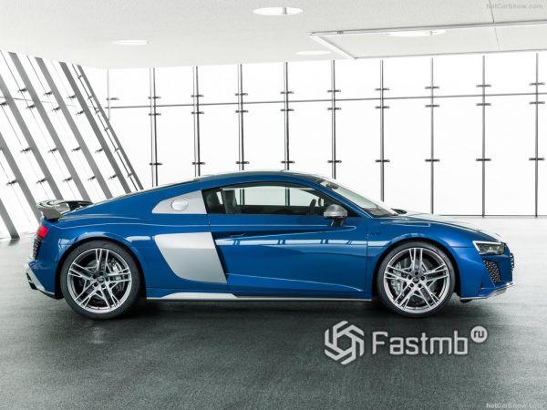 Технические характеристики Audi R8 Coupe 2019