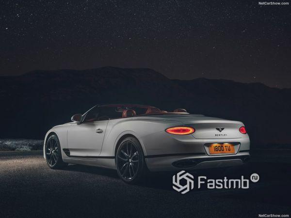 Внешний облик Bentley Continental GT Convertible