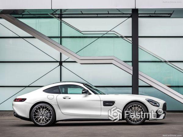 Стоимость и варианты комплектации Мерседес-Бенц AMG GT 2020 года