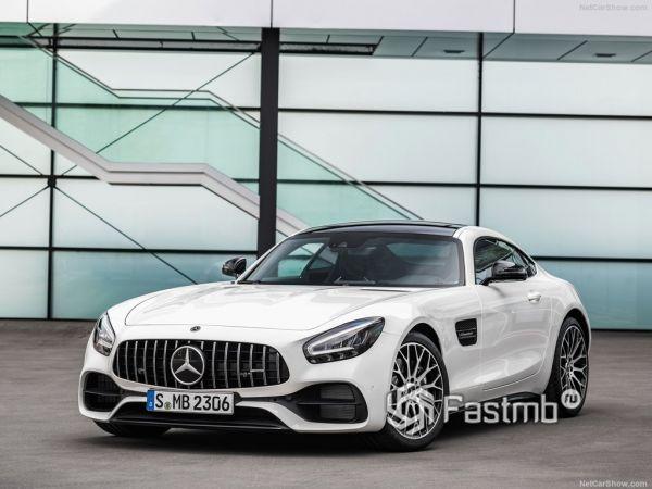 Mercedes-Benz AMG GT 2020: обновление «бюджетного» монстра