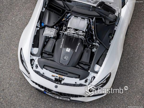 Технические характеристики и особенности Mercedes-Benz AMG GT 2020
