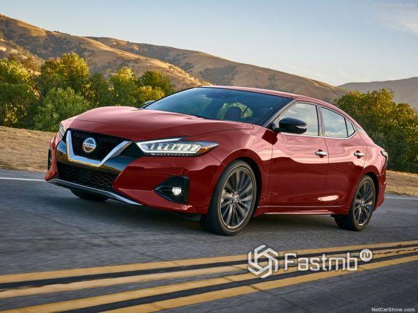 Nissan Maxima 2019: рестайлинг флагманского седана