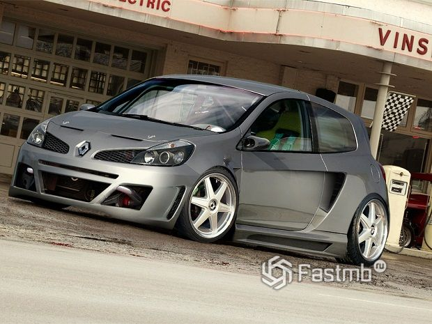 ТОП-7 самых популярных Renault в Украине